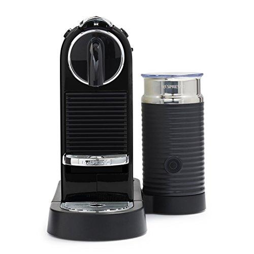 Nespresso CitiZ & Milk Espresso Machine, Black (Discontinued Model)