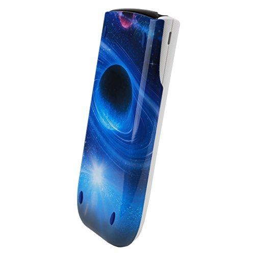 Guerrilla Hard Slide Case-Cover for TI-84 Plus, TI 84-Plus C Silver Edition, TI-89 Titanium Graphing Calculator, Galaxy Photo #3