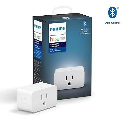 Philips Hue 552349 Smart Plug, White