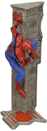 Figura de PVC de Spider-Man de Marvel Gallery Homecoming, Marvel Comics AUG172644 , Modelos/colores Surtidos, 1 Unidad