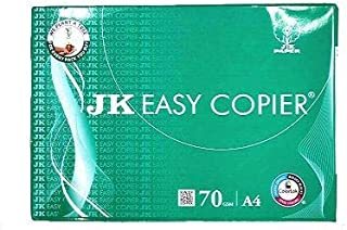 BookSmith JK Easy Paper A4 500 Sheets 70GSM