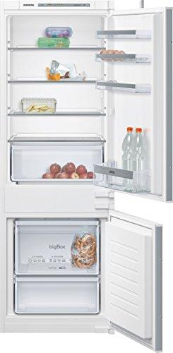 Siemens iQ300 Einbau-Kühl-Gefrier-Kombination KI77VVS30 / Schlepptür / A++ / 212 kWh / 157,8 cm Höhe / 169 L Kühlteil / 63 L Gefrierteil / Fresh Box / lowFrost / bigBox
