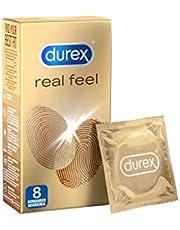 Durex Real Feel Latexfria Kondomer 8 stycken