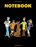 Notebook:Comedy Cartoon Net Cover Blank Drawing Book- Large Notebook for Drawing, Doodling or Sketching: 110 Pages 8.5'...