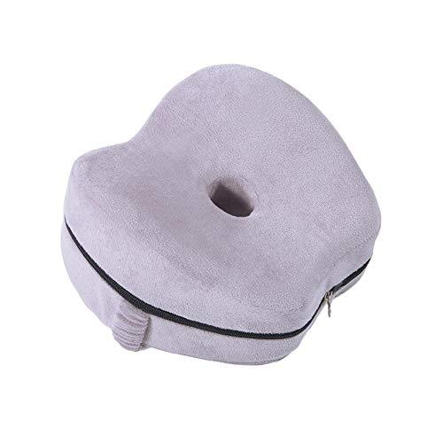 Demarkt Ergonomisch kniekussen voor zijslapers Memory Foam beenkussen
