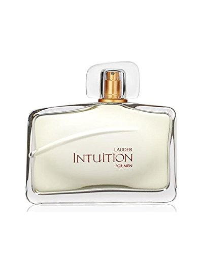 Estee Lauder Intuition For Men 100 ml Eau de Toilette Spray für Ihn, 1er Pack (1 x 100 ml)