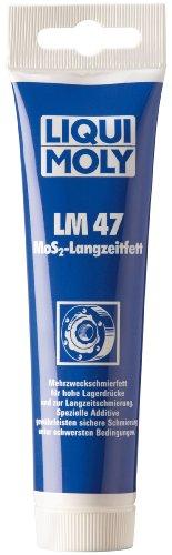 Liqui Moly P000371 MOLY 3510 LM 47 Langzeitfett + MoS2 100 g