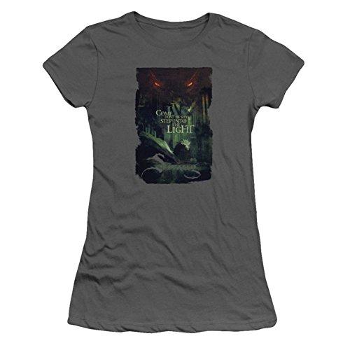 T-shirt da donna Juniors Taglie 100% morbido cotone. Licenza ufficiale.
