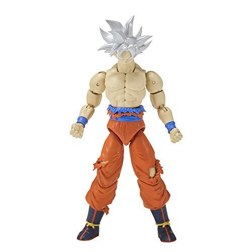 Bandai - Dragon Ball Super - Figurine Dragon Star 17 cm - Goku Ultra Instinct - 35994
