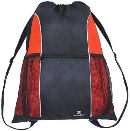 Running Buddy Water-resistant Drawstring Gym Bag Me for Selling rankings Backpack Max 62% OFF
