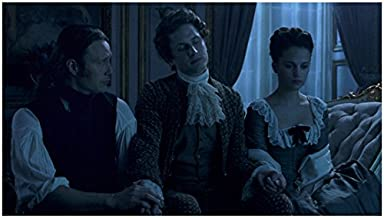 A Royal Affair Mads Mikkelsen as Johann Alicia Vikander as Caroline and Mikkel Boe Følsgaard as Christian 8 x 10 inch photo