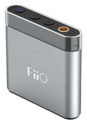 FiiO A1 Silver Portable Headphone Amp A1 from FiiO