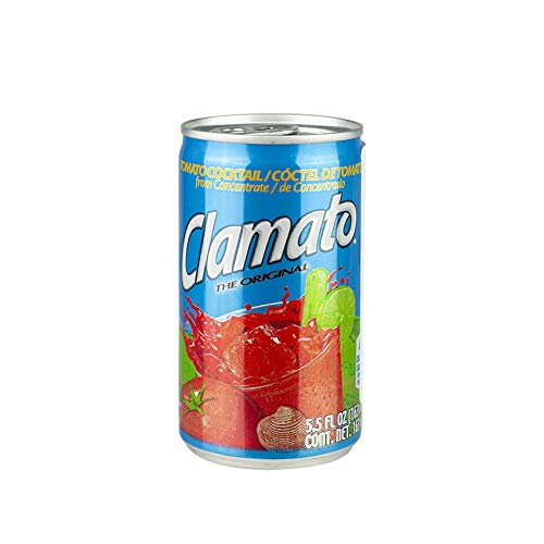 Tomatencocktail; Herkunftsland USA, Dose 163ml - CLAMATO El Original - Cóctel de Tomate 163ml