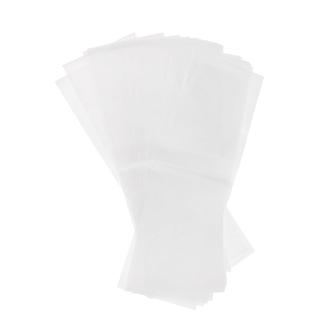 に付ける悪質な症候群Perfeclan 約50枚 毛染め 分版用紙 プラスチック製 染毛紙 色のハイライト おしゃれ染め 2仕様選べる - ホワイト