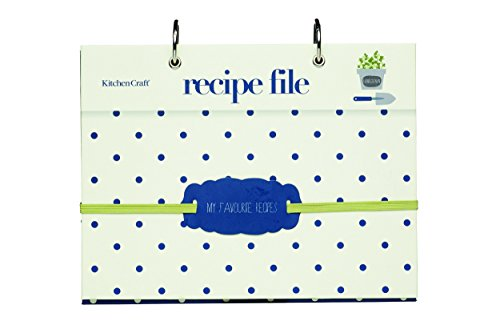 KitchenCraft Home Made Complete Recipe File
