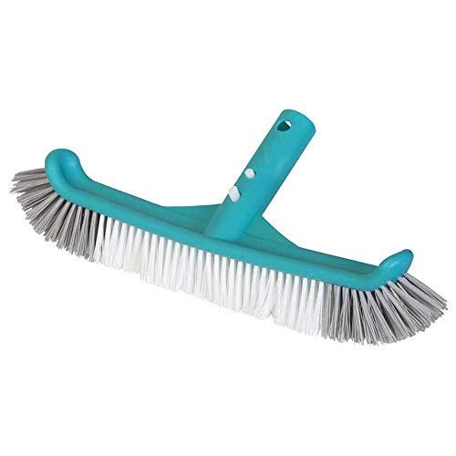 Gre 40041SN - Spazzola per pulire fondo e pareti di piscine, 25 cm