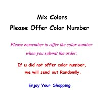 毛糸 16個の編み糸の柔らかい暖かい赤ちゃんのミルク糸のための手の編み物のための長いステープルコットン80%、牛乳ファイバー20% -Colors for 16pcs