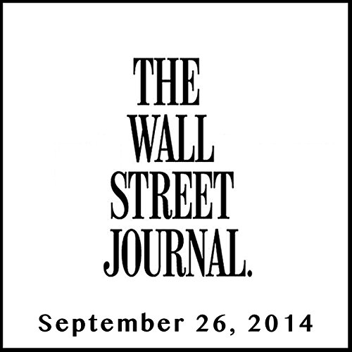 The Morning Read from The Wall Street Journal, September 26, 2014 copertina
