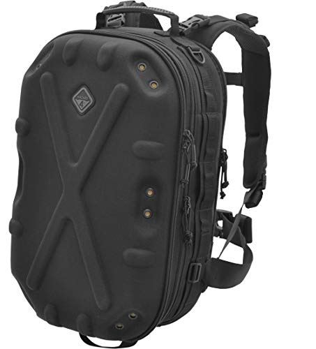 Hazard 4 Pillbox BKP-PBX-BLK Hardshell-Optik/CCW Pack, Schwarz