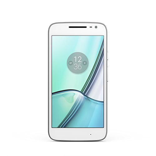 Motorola - Smartphone Moto G4Play da 16GB, senza SIM, colore: bianco
