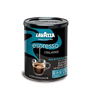 Lavazzo Ground Espresso Coffee Medium Roast