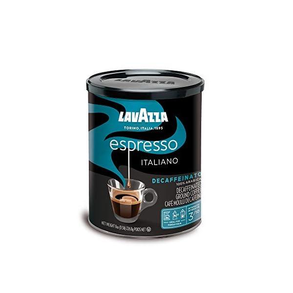 Lavazzo Ground Espresso Coffee Medium Roast