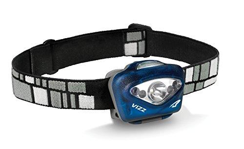 Princeton Tec Vizz Lampe Frontale (420 lumens, Bleu)