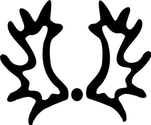 blattwerk-design Brandzeichen der Pferderassen Bundeszucht Trakehner M070 Schwarz