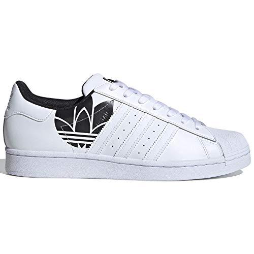adidas Originals Superstar Mens Casual Classic Sneaker Fy2824 (11.5) White/Black