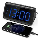 Best Dual Alarm Clock Radios - Alarm Clock Radio, IWVMEM Digital Alarm Clock Review