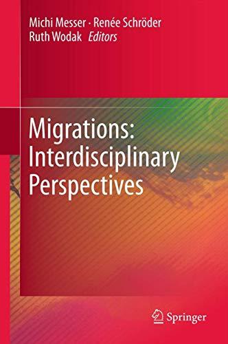 Migrations: Interdisciplinary Perspectives