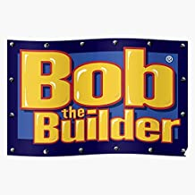 VQNTHINH Poster Builder Bob The I S Poster for Home Decor Wall Art Print Poster
