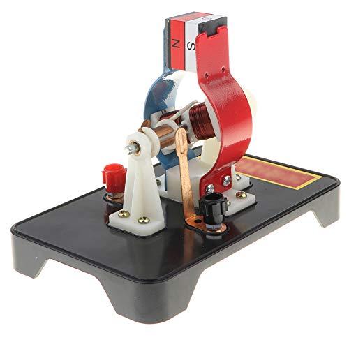 VIEUR Generador de manivela Corriente DC Dual CA Modelo de Motor eléctrico...