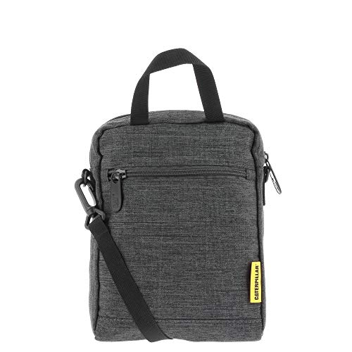 Caterpillar Shanghai Bag 83692-218 - Bolso Unisex (Talla única), Color Gris