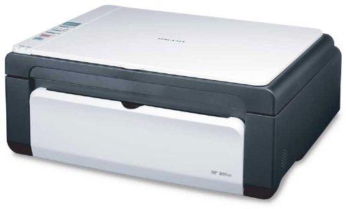 Ricoh Aficio SP 100SUe - Impresora multifunción láser