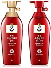 Ryoe Korean Herbal Anti Hairloss Damaged Hair Shampoo Conditioner Each 500ml