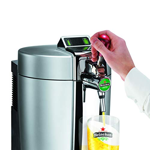 Krups vb700e00Maschine Bierglas Beertender Loft Edition - 4