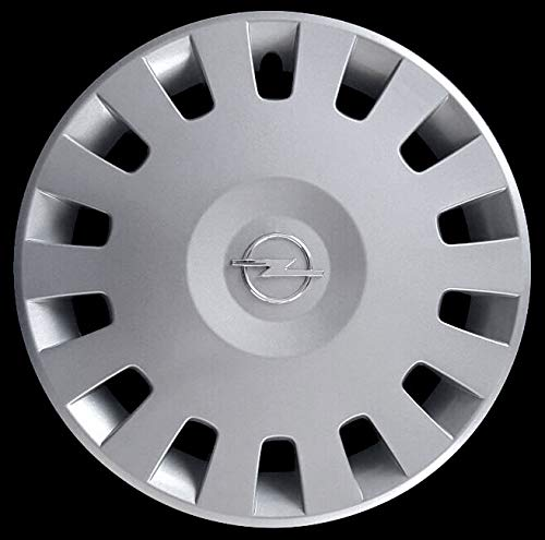 Algemene Opel Corsa Confort wieldoppen Quattro (4) Code 5906/4 diameter 14