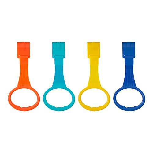 Innovaciones MS 305 - Anillas para cunas, multicolor