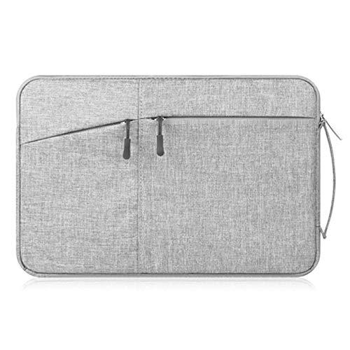 ZYDP BookProCase 13 Etui de Protection 15 Pouces for MacBook Pro (Color : Gris, Size : 13 inch)