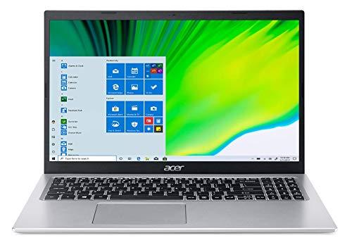 Acer Aspire 5 A515-56-363A, 15.6' Full HD IPS Display, 11th Gen Intel Core i3-1115G4 Processor, 4GB DDR4, 128GB NVMe SSD, WiFi 6, Backlit Keyboard, Windows 10 Home (S Mode)
