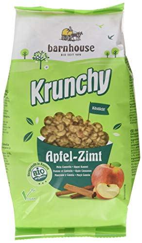 Barnhouse Krunchy Apfel-Zimt (1 x 375 g)