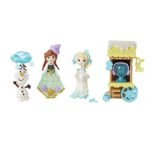 Disney Frozen &ndash Mini Royaume ‑ Coffret après-midi de Patinage