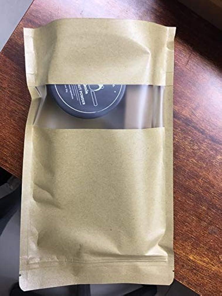 ミント 歯を白くする 活性炭ホワイトニング コーヒー?タバコ?ワインによる黄ばみを取り除く,と竹製歯ブラシ パック (60g activated cocont charcoal powder +bamboo toothbrush pack)
