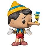 Funko Pop! Pinocchio: Pinocchio con Jiminy Cricket #617 Esclusiva
