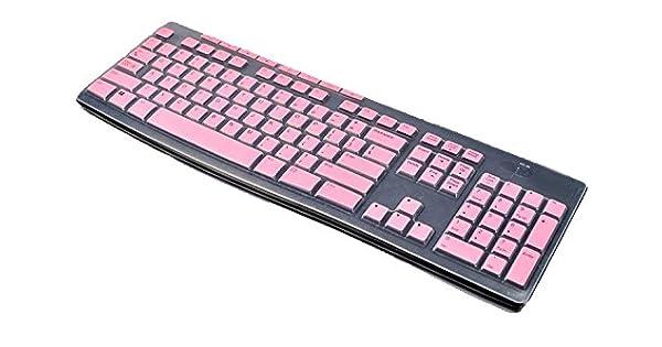 BAQI Soporte de pie para teclado inal/ámbrico Logitech K270 K260 K275 K200 2 unidades