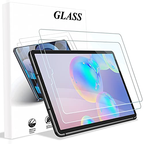 Cnarery Samsung Galaxy Tab S6/ Tab S5e Screen Protector (10.5 inch), [2 Pack] Tempered Glass, Anti-Scratch, High Definition, Bubble Free