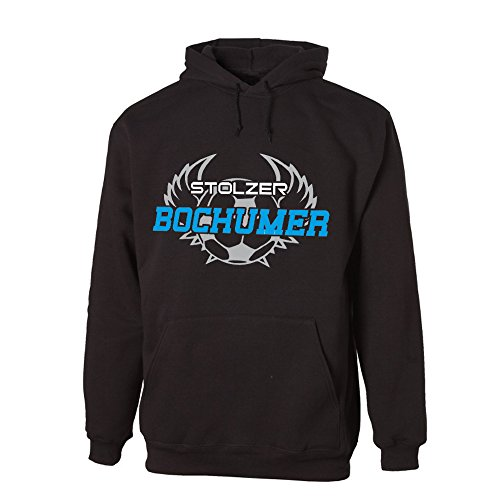 G-graphics Stolzer Bochumer Hooded Sweat Hoodie 156.0200 (XL)