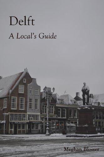 Delft: A Local's Guide (English Edition)