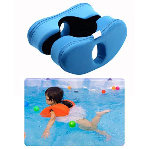 Wosiky Kinder Schwimmflügel für Anfänger, Aufblasbarer Schwimmarmring Wasserflügel EPE Foam Schwimmhilfe für Kleinkinder und Babys